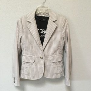 CABI Striped Blazer